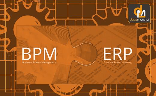 un BPM e un ERP